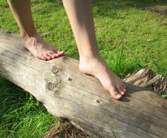 Workshop - Mit starken Füßen